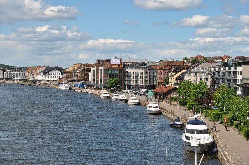 Vistas de Fredrikstad