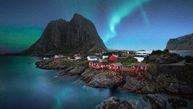 Pueblos de Noruega