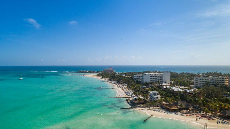 La mejor playa en Isla Mujeres, Mexico, playa de la isla mujeres, isla mujeres opiniones, que hacer en isla mujeres, isla mujeres con niños, playas que visitar