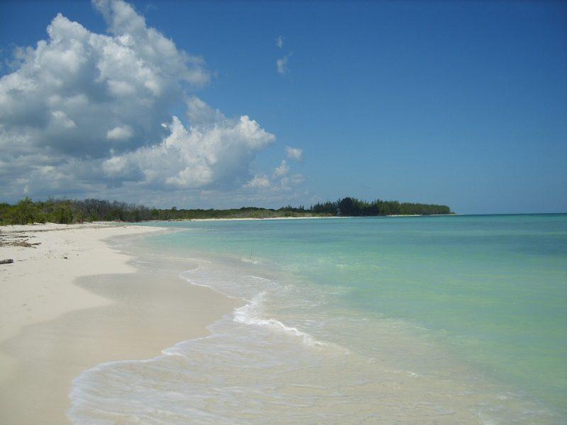 Playa Paraiso en cayo largo Cuba, hoteles en playa paraiso cuba, como llegar a playa paraiso cuba, playa sirena cuba, cayo largo cuba, playa sirena cuba mapa