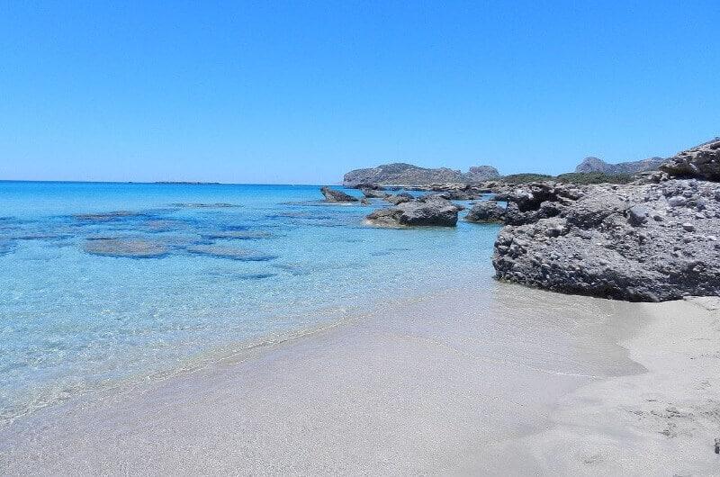 Falassarna mejores playas de Grecia