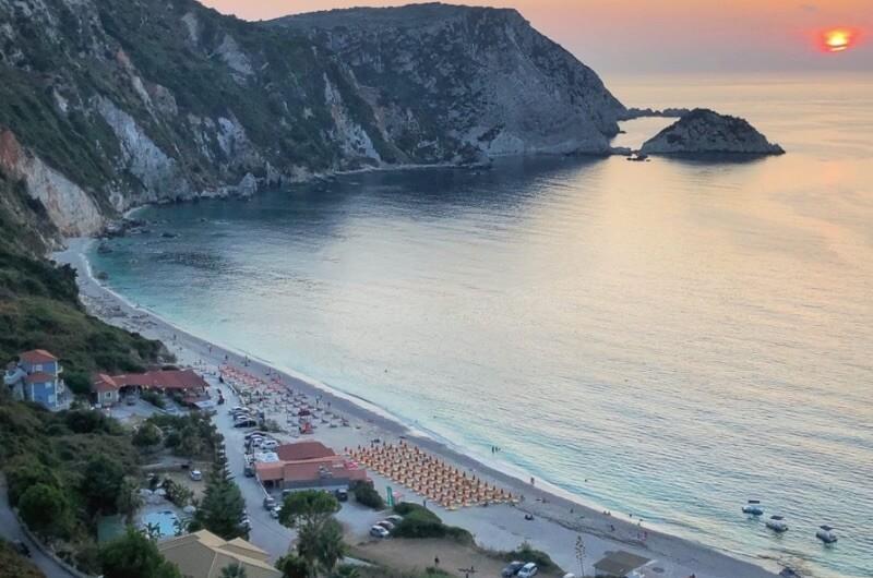 Petani Beach Grecia