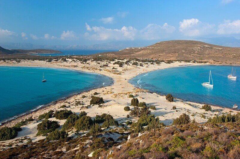 Playas griegas más bonitas