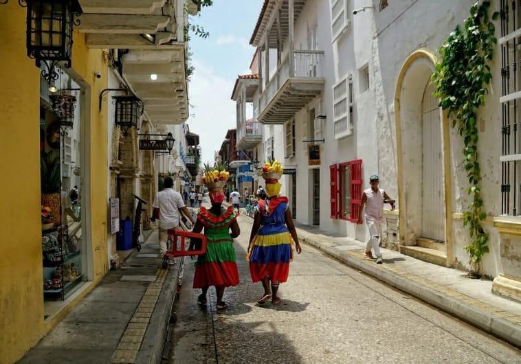 Cartagena de Indias en Colombia
