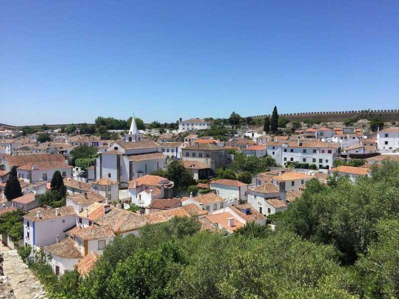 Obidos en Portugal