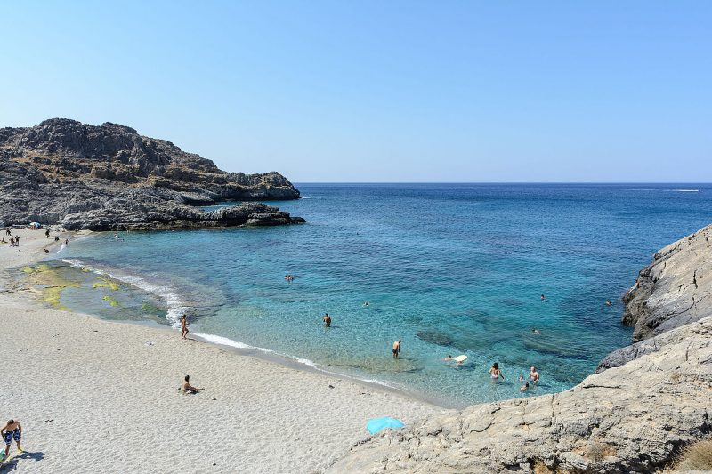 Ammoudi Beach Santorini