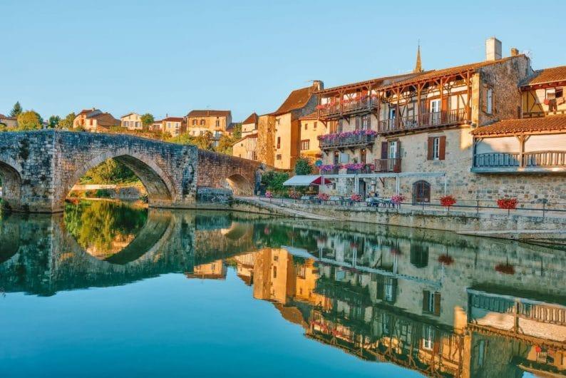 Canal de Agen Francia