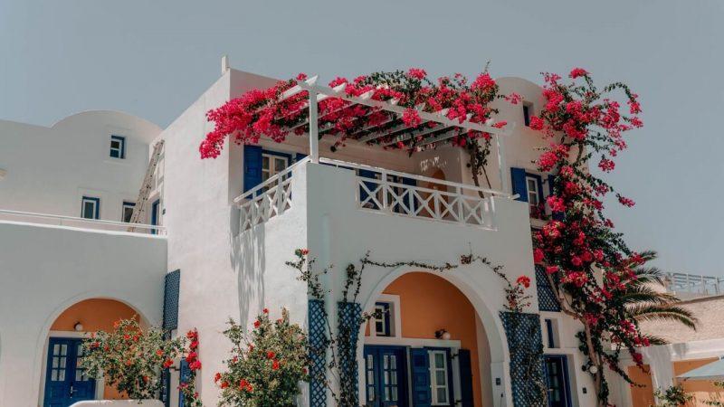 Casas típicas de Oia