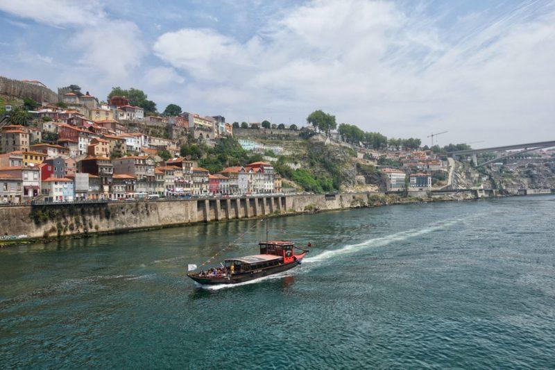 Río Duero - Lugares que ver en Oporto