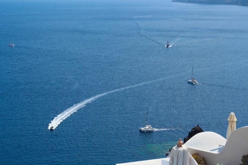Excursiones en Barco desde Oia