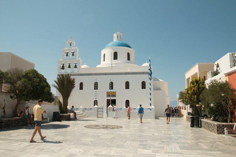 Iglesia Panagia Platsani