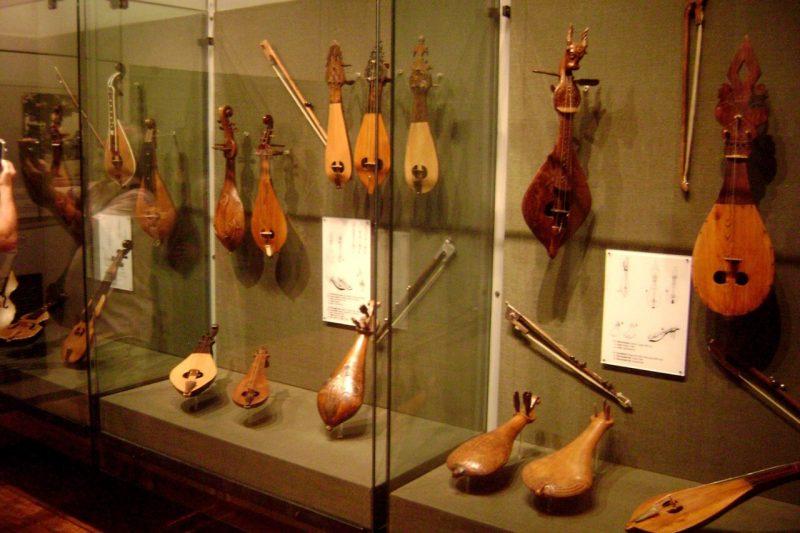 Museo de instrumentos musicales Oia