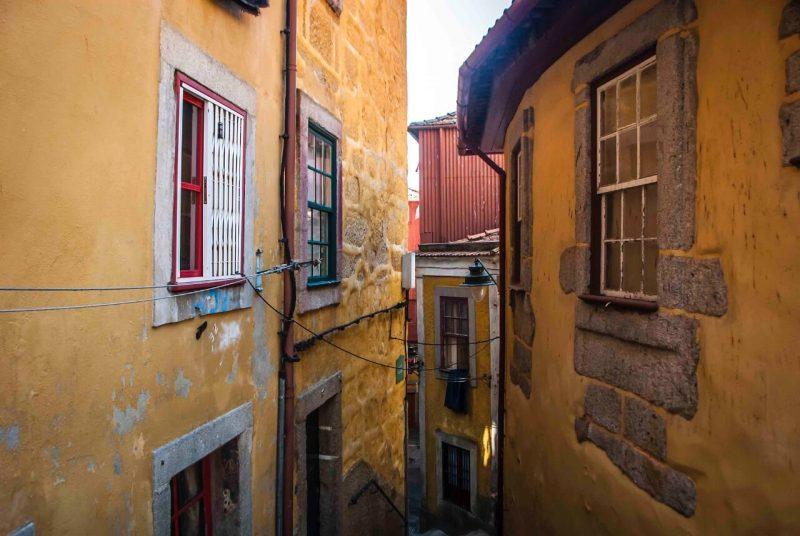 Barrio do Barredo Oporto