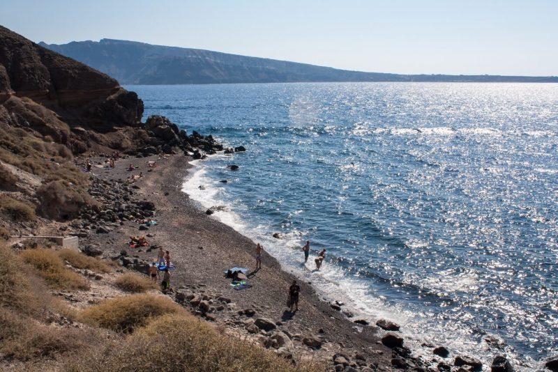 katharos beach santorini