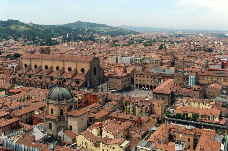 Bolonia Ciudades de Italia