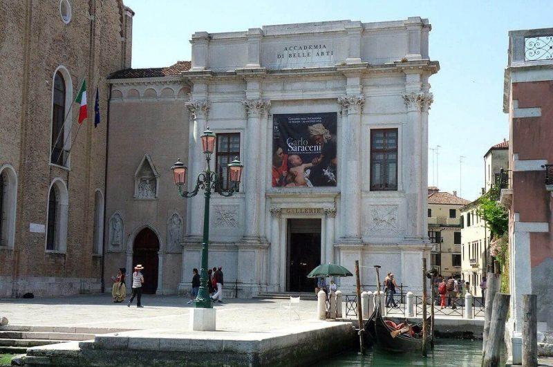 Gallerie dell'Accademia Venecia