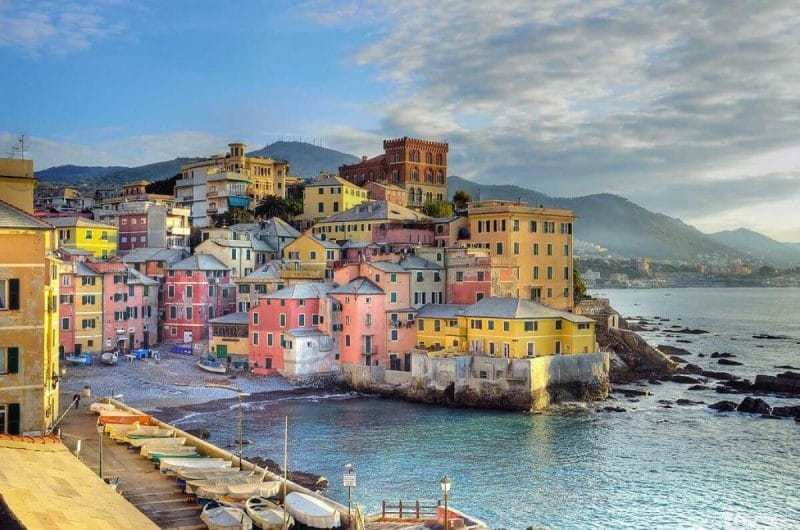 Genova Ciudades de Italia