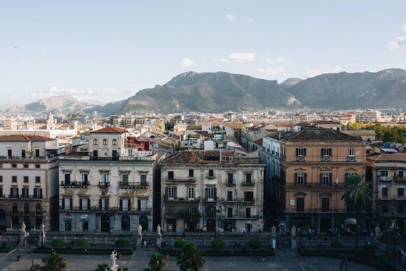Palermo Ciudades de Italia