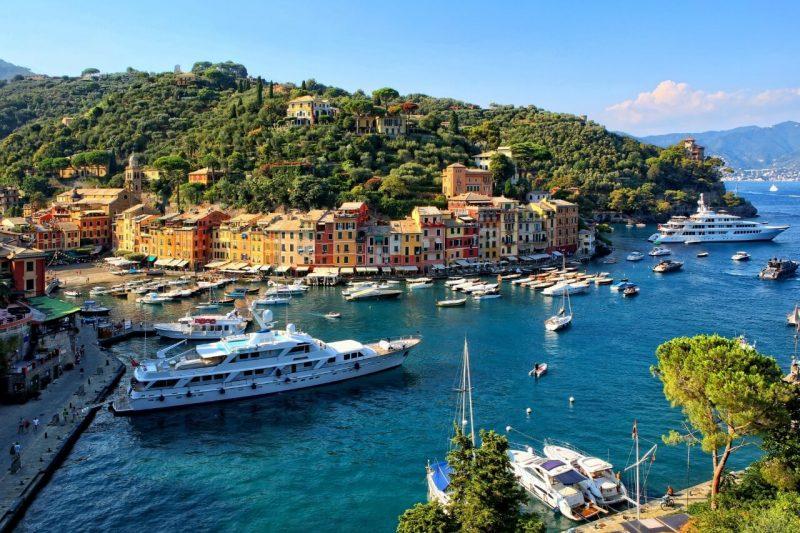 Portofino, de los lugares más bonitos de Italia