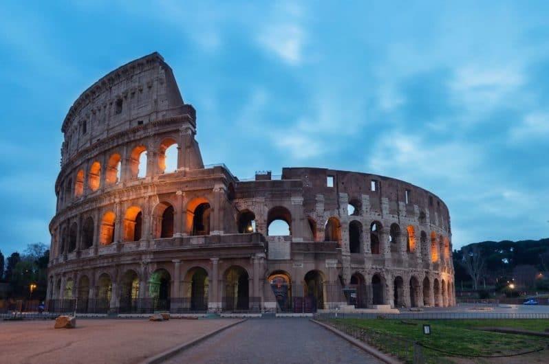 Roma ciudades de Italia
