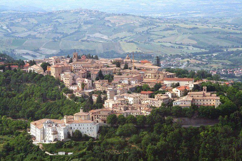 Cingoli - lugares que ver en Italia
