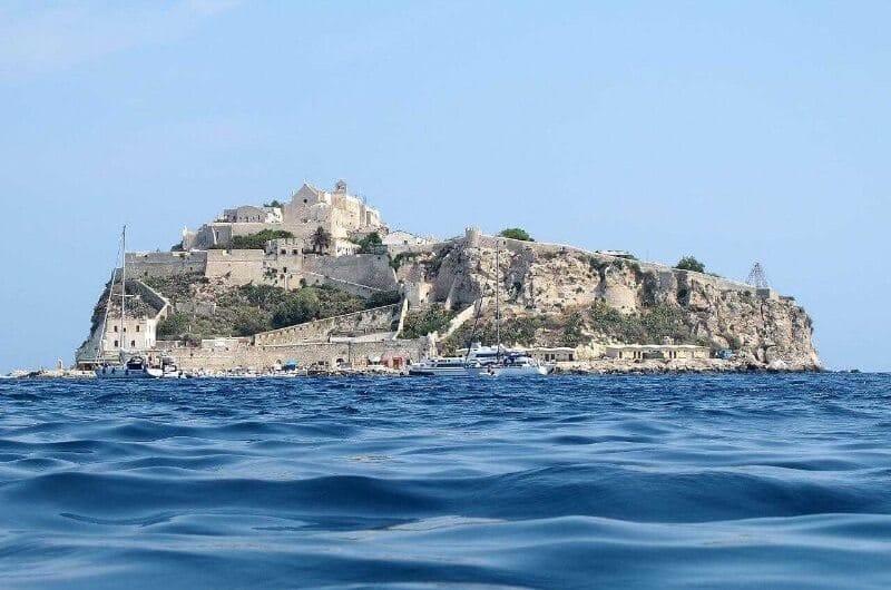 Isla de San Nicola Italia