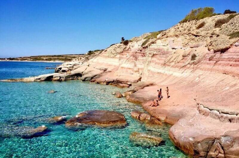 Isla de San Pietro Italia