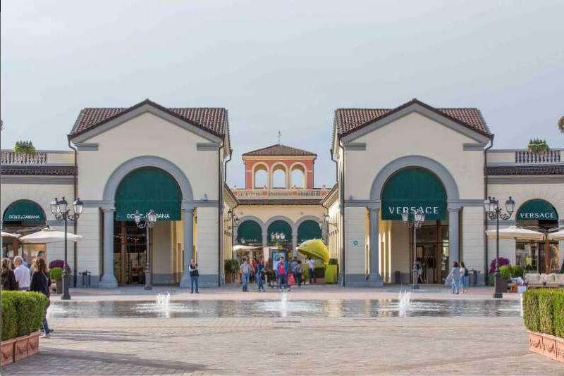 Outlet Serravalle en Milano