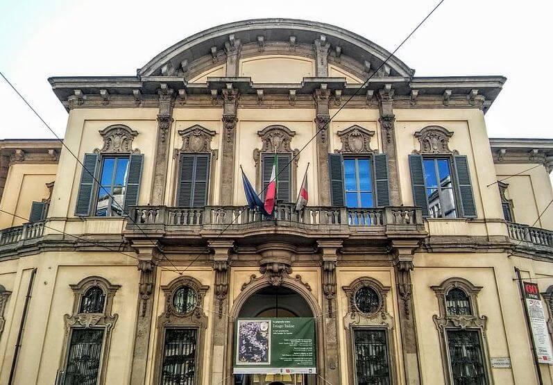 Palazzo Sormani-Andreani