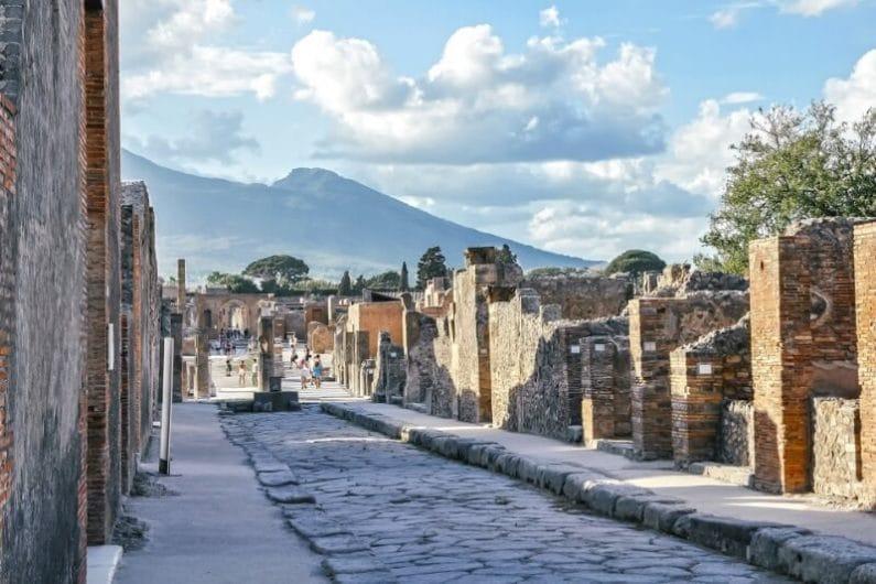 Pompeya en Nápoles