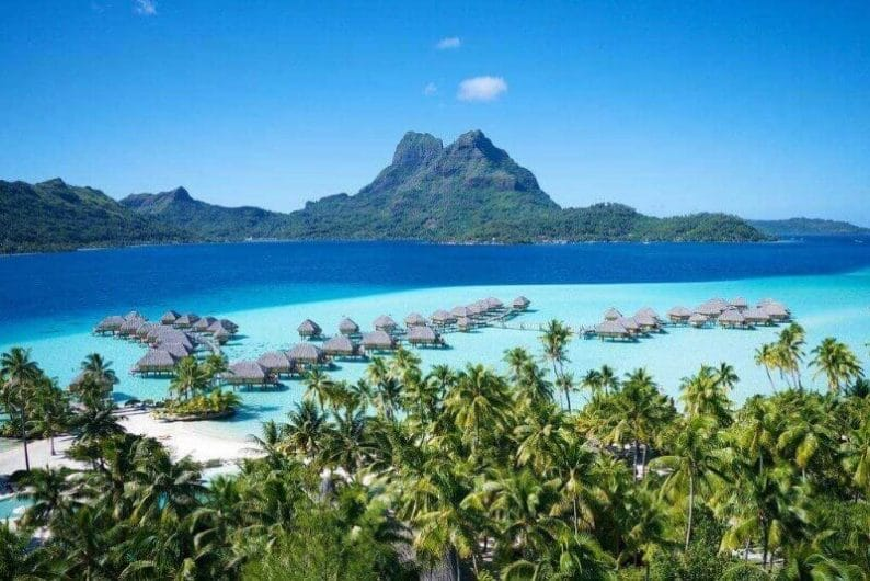 Vistas del Bora Bora Pearl Beach