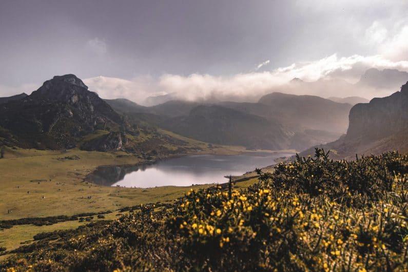 Lago Ercina Covadonga