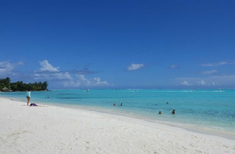 Playa Matira