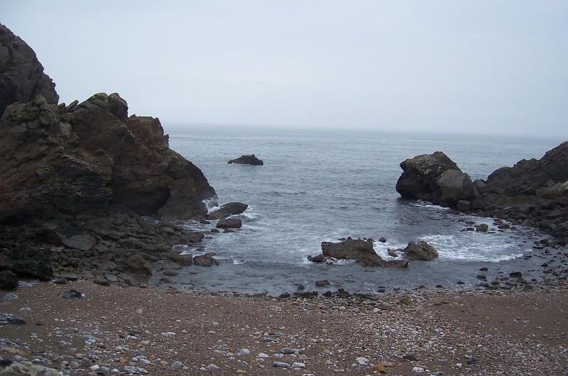 Playa de El Cuerno Asturias