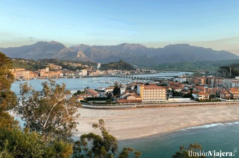 Playa de Santa Marina Asturias