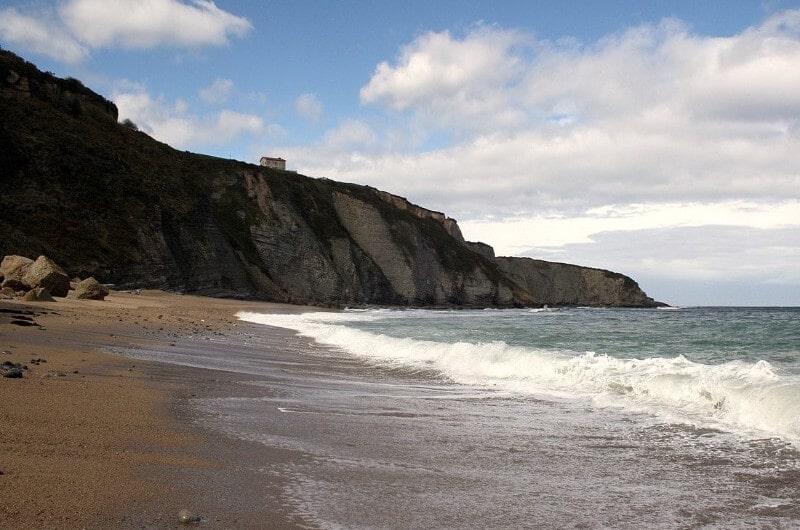 Playa de Serín Asturias