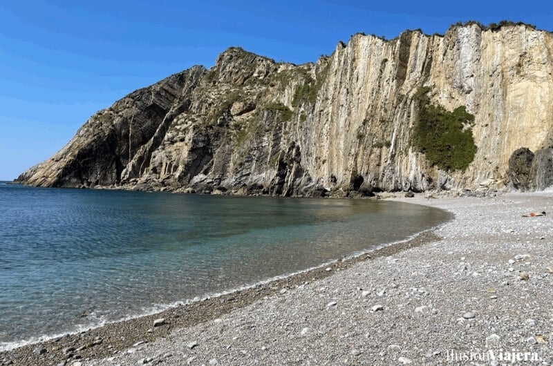 Playa del Silencio, una de las mejores playas de asturias