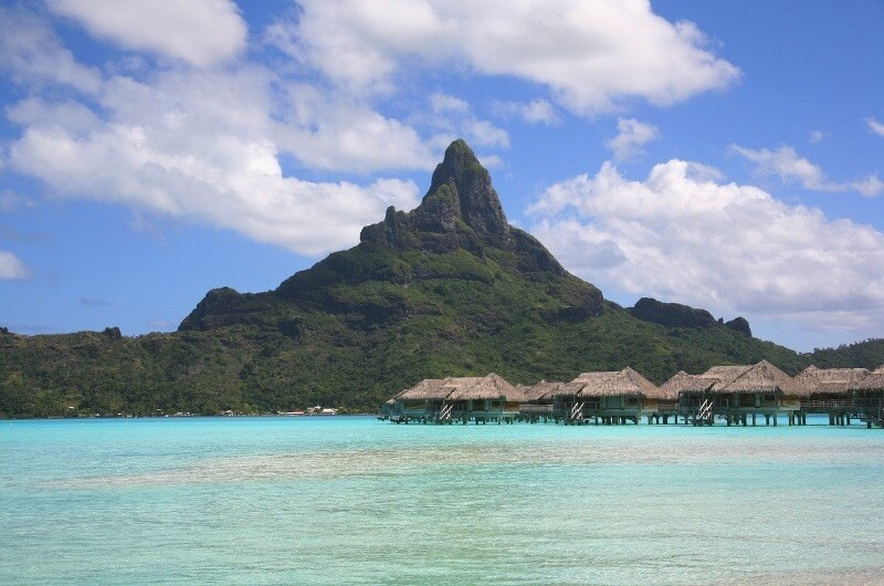 Que hacer en Bora Bora