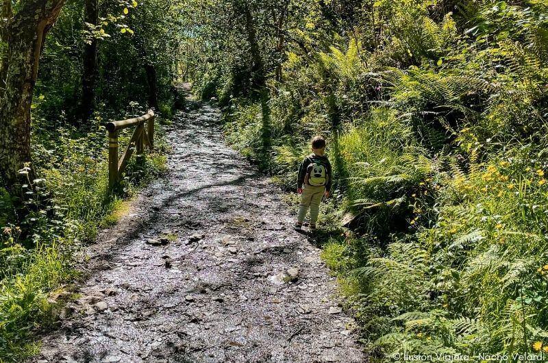 Barrizal en la Ruta del Agua
