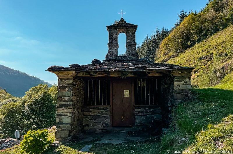 Iglesia de Os Teixois