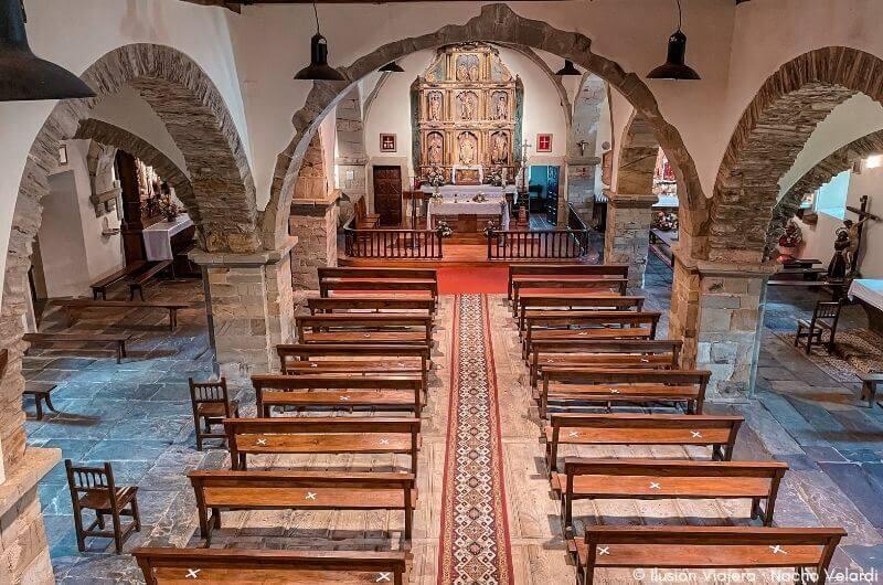 Iglesia de San Martin Taramundi