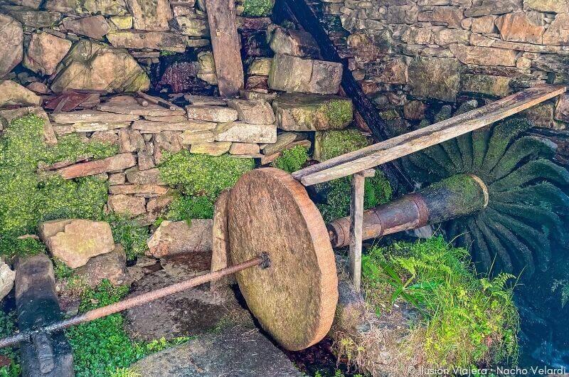 La Muela o rueda de afilar