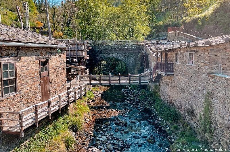 Museo de los Molinos en la Ruta del Agua