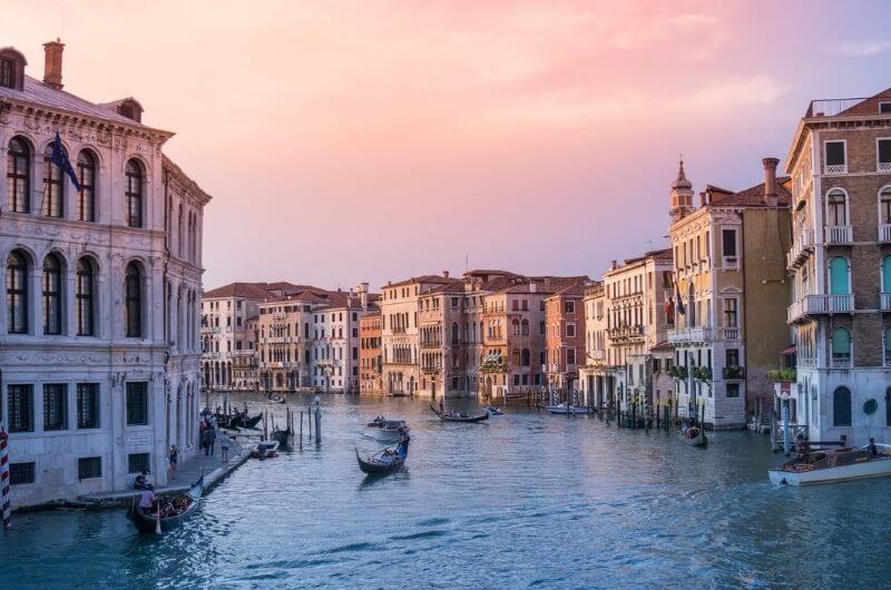 Lugares que visitar en Venecia