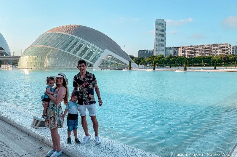 Ciudad de las Artes y las Ciencias, un imprescindible del Valencia en 3 días