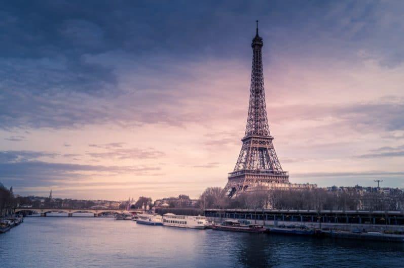 Lugares visitar en París