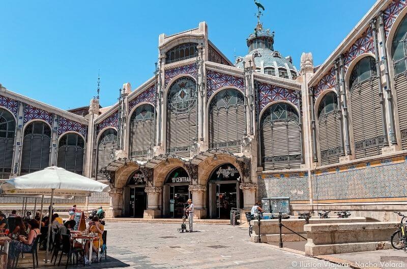 Mercado Central de Valencia © Ilusión Viajera
