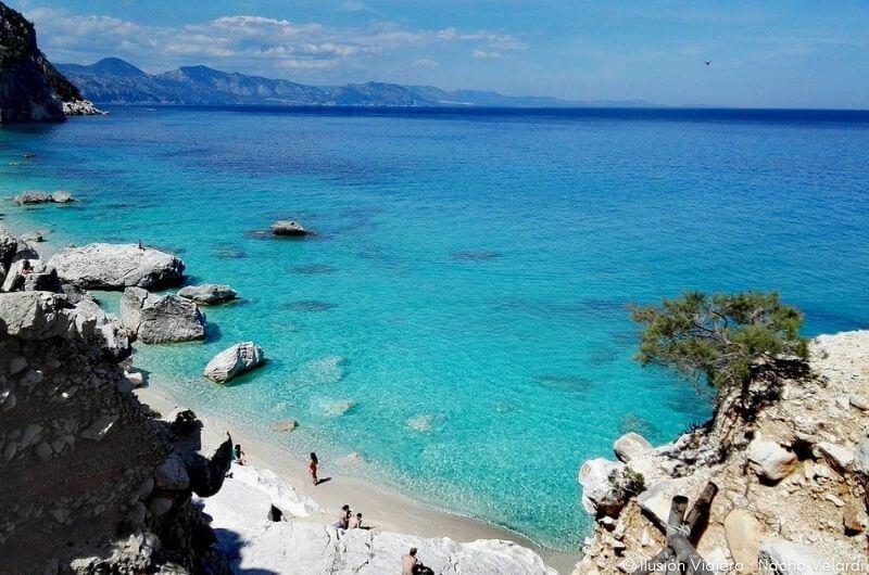 Cala Goloritzè, una de las mejores playas de Cerdeña