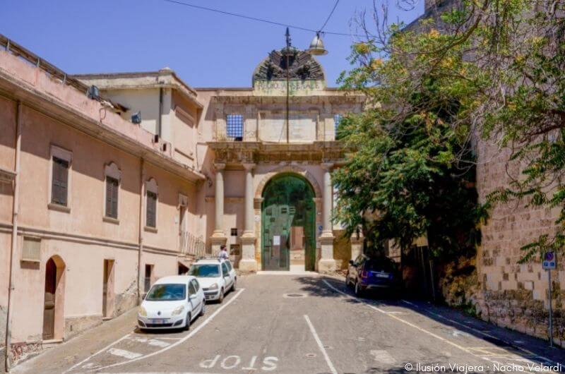 Centro histórico de Cagliari