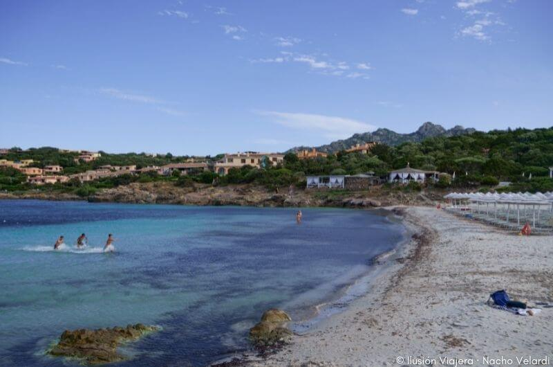 Spiaggia Cala Granu Cerdeña